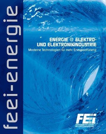 energie @ elektro- und elektronikindustrie - Advantage Austria