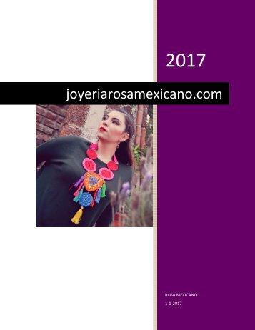 ROSA MEXICANO 1