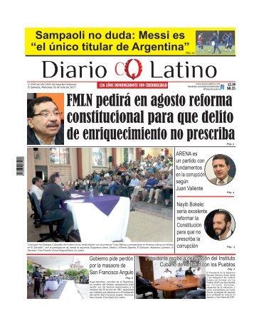 Edición 26 de Julio de 2017