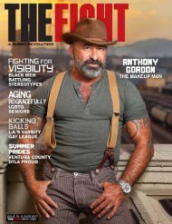THE FIGHT SOCAL'S LGBTQ MONTHLY MAGAZINE AUGUST 2017