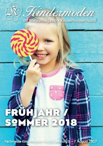 Kindermoden Nord Messemagazin August 2017