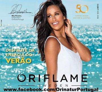 Oriflame - Catálogo 12-2017