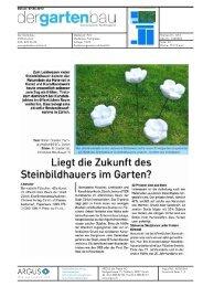 Der Gartenbau - Bad Ragartz