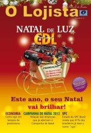 ECONOMIA CAMPANHA DE NATAL 2012 SPC - Câmara de ...