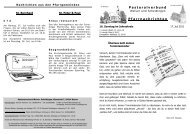 Pastoralverbund Pfarrnachrichten - Pastoralverbund Welver ...