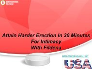 Buy Fildena 50MG | 100MG | 150 mg Online | Order Cheap Generic Sildenafil