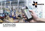 Smart City Catalog 2017 - version 2.2.0 (EUR – FOB Madrid)