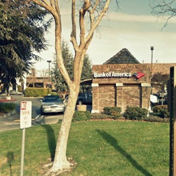 Bank of America ATM on Amador Plaza Rd located near #1 dentist in Dublin CA Persimmon Dental Care