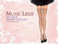 Music Legs 37015 White Circle Print Pantyhose