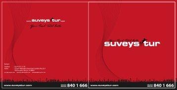 Katalog TR Suveys