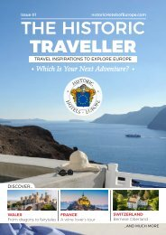 The Historic Traveller Magazine - N. 1