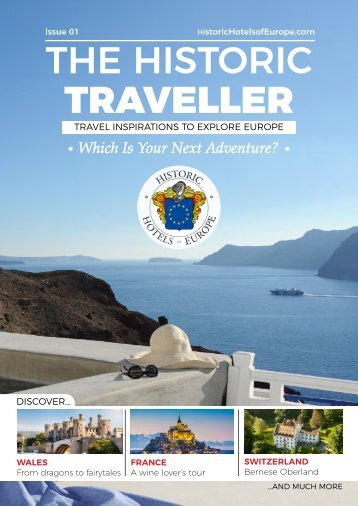 The Historic Traveller Magazine - Issue 01, 2017