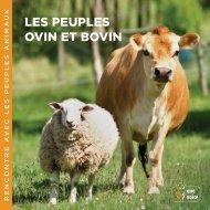 Les peuples ovin et bovin