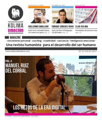 KOLIMA EMOCION Magazine Mes de Julio