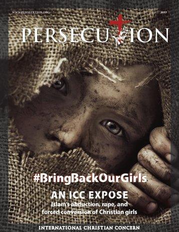 August 2017 Persecution Magazine