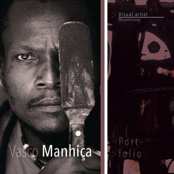 Vasco Manhica - Portfolio - Bio - CV 2017