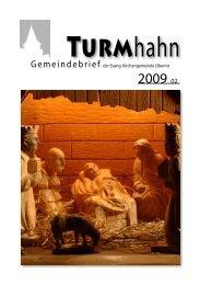 Turmhahn 2009-02 - Evangelischer Kirchenbezirk Gaildorf