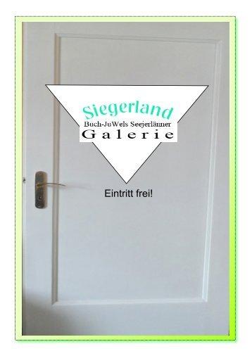Bilder-Galerie Siegerland