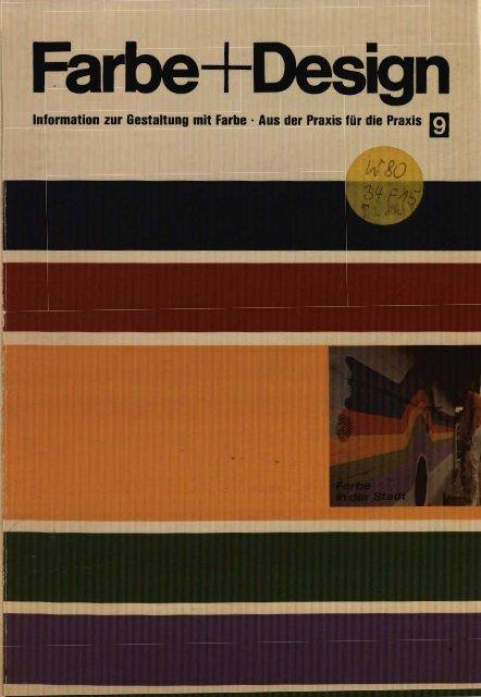 Farbe Design - Deutsches Farbenzentrum eV