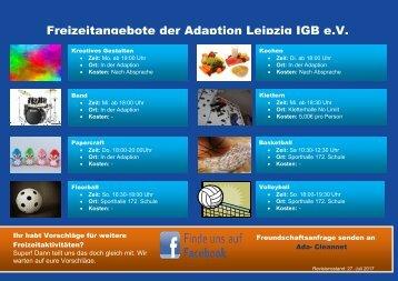 Freizeitangebote der Adaption Leipzig 2017 neu (1)
