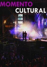 Revista Momento Cultural finalizada