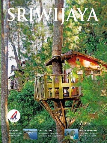Sriwijaya Magazine Agustus 2017