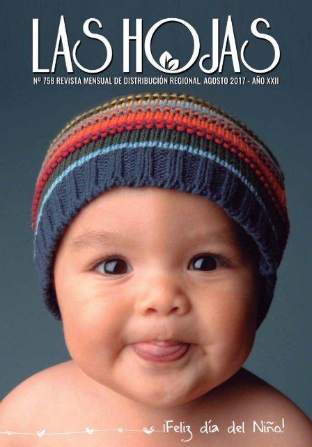 Revista Las Hojas Agosto 2017