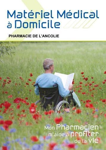 Matériel Médical à Domicile
