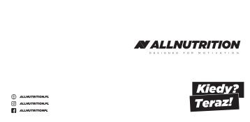okładka 2017 allnutrition pl lakier