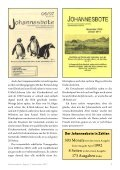 Johannesbote #174 August/September 2017 - Page 5
