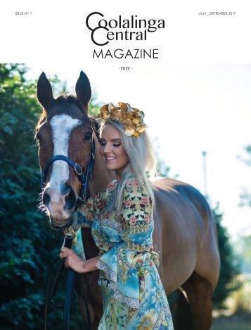 Coolalinga Central Magazine Issue 1
