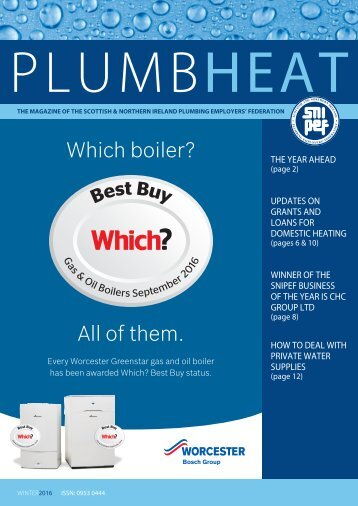 Plumbheat Winter 2016