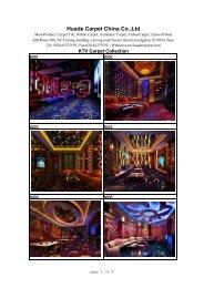 carpet for KTV,Nightclub