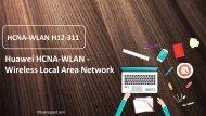 Huawei HCNA-WLAN H12-311-ENU exam test questions,HCNA-WLAN H12-311-ENU exam dumps