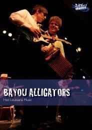 Download - Bayou Alligators