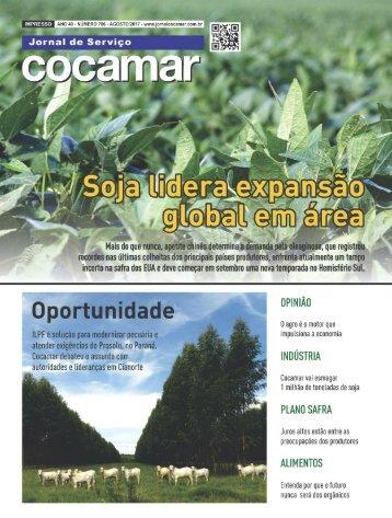 Jornal Cocamar Agosto 2017
