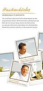 Kulinarische Gastgeber im Weinviertel - Jakobsweg Weinviertel - Seite 6