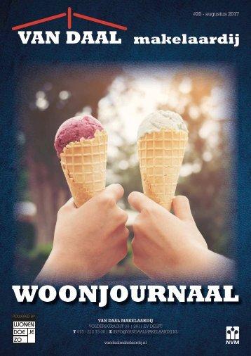 Van Daal Woonjournaal #20, augustus 2017