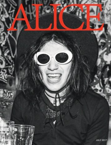 Alice Magazine Chapter 7