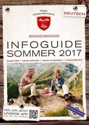 Infoguide Sommer 2017