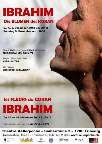 IBRAHIM Die BLUMEN des KORAN - Les Ânes Volants