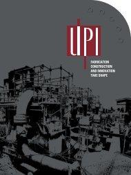 UPI - Brochure
