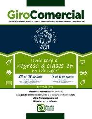 Giro Comercial Julio