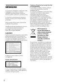 Sony BDP-S4100 - BDP-S4100 Istruzioni per l'uso Lettone - Page 2