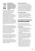 Sony BDP-S4100 - BDP-S4100 Istruzioni per l'uso Lettone - Page 3