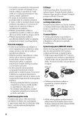 Sony BDP-S4100 - BDP-S4100 Istruzioni per l'uso Croato - Page 4