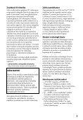 Sony BDP-S4100 - BDP-S4100 Istruzioni per l'uso Croato - Page 5