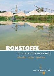 Wichtige Rohstoffe - Geologischer Dienst NRW