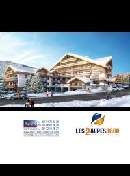 38 Les Deux Alpes, Venosc - L'Ours Blanc - Azur InterPromotion