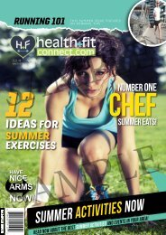 Health & Fit Connect - Sample Issue